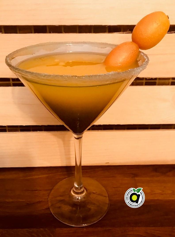 mandarin mango martini