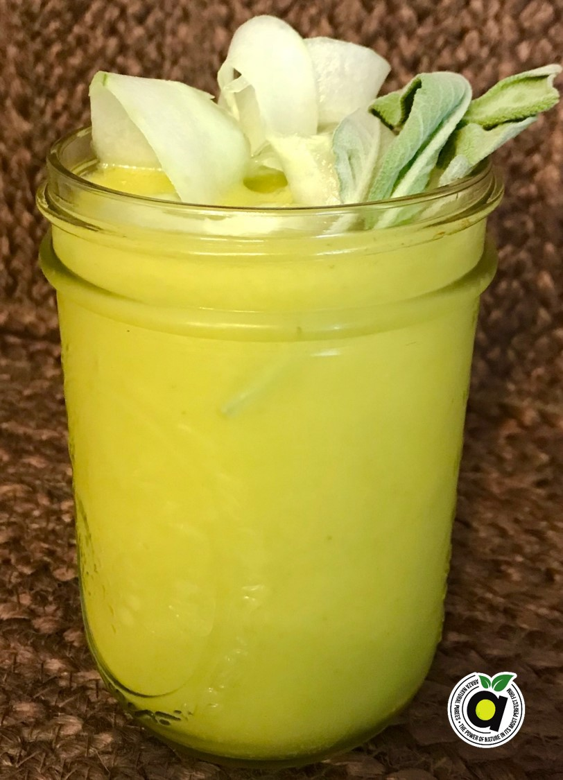 mango cucumber smoothie